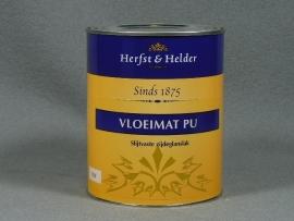 Herfst en Helder Lakverf Vloeimat PU Kleur (1ltr)