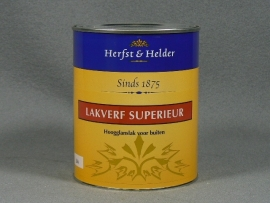 Herfst en Helder Lakverf Superieur Kleur (1ltr)