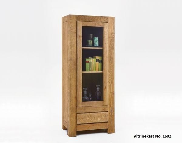 1602 Vitrinekast