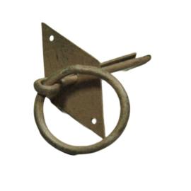 """kistgreep/ deurknop """"ring"""""""