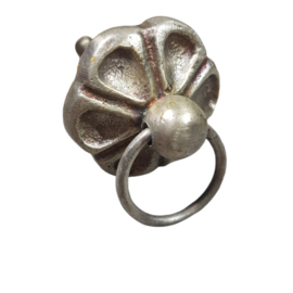 "knop ""flower ring"""