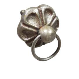 "knop ""flower ring"""