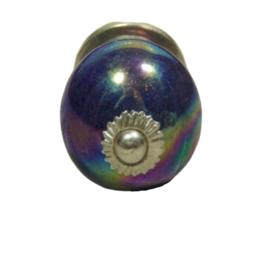 """porseleinen knop """"pearls"""""""