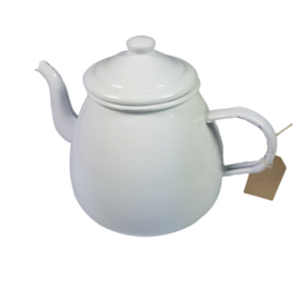 Emaille theepot