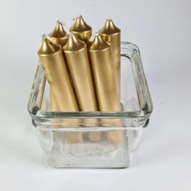 Dinerkaars 12 cm goud