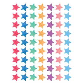 Waterverf Sterren -  stickers