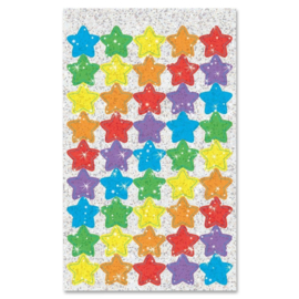 Supersterren Glitterstickers - 45 Stickers