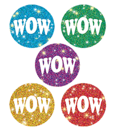 Wow Glitter - 110 stickers