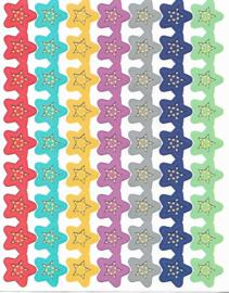 Marquee Sterren - 63 Stickers