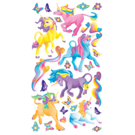 Unicorn Fantasy - 25 Stickers