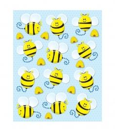 Bijen Vorm Sticker - 12st