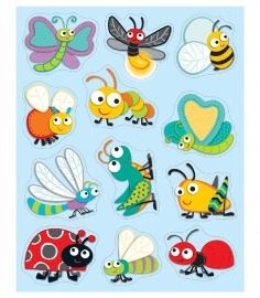 Insectenpret - 12 st