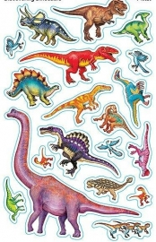 Dinosaurus - 19 Stickers