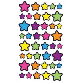 Luxe Sterren - 40 Stickers