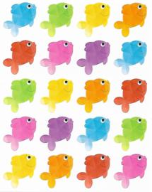 Visjes  - 20 Stickers