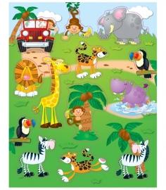 Jungle Safari - 13 st
