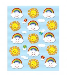 Zonnen en Regenbogen - 15st