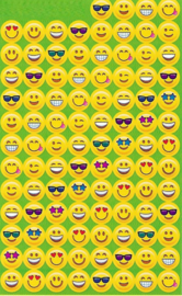 Emoji Fun - 100 Stickers