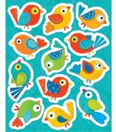 Vrolijke Vogels - 12 st