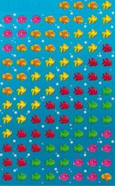 Vrolijke Vissen - 100 Stickers