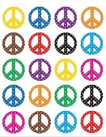 Peace - 20 stickers
