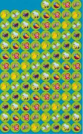 Gezellige Insecten - 100 Stickers