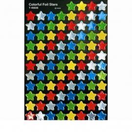 Sterren Glimmend - 100 Stickers