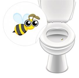 Toilet Stickers Bij 20mm - 2 Stickers