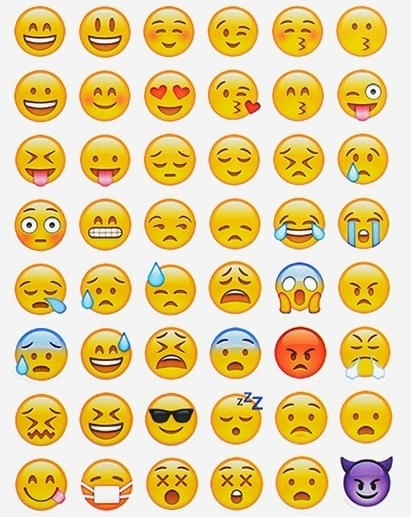 Emoji Stickers - De originele!