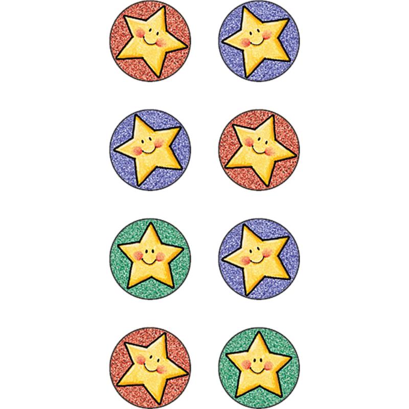 Sterren Smileys II - 88 Stickers