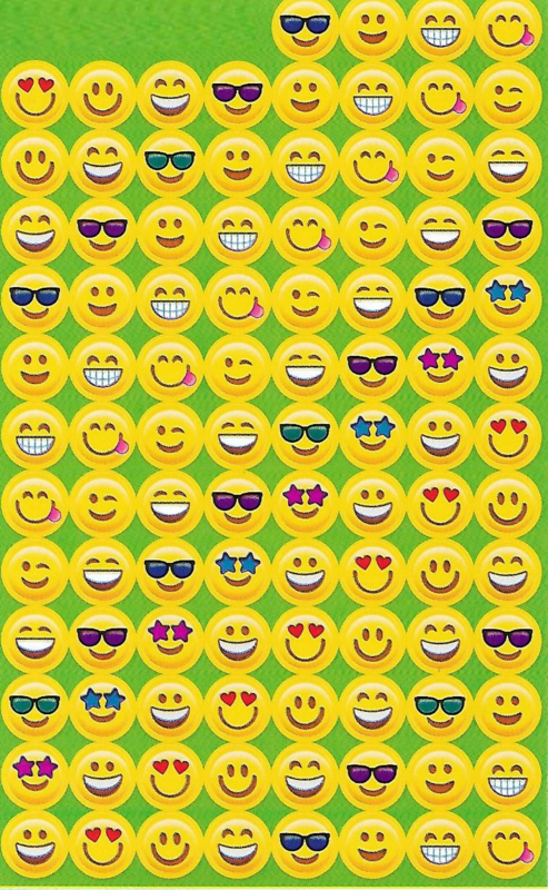 Emoji Fun - 100 Stickers
