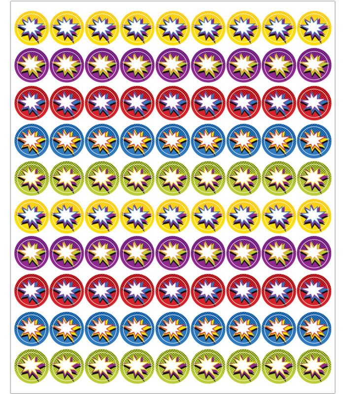Super Power - 90 stickers