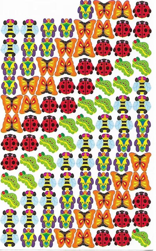 Allemaal Beestjes - 100 Stickers