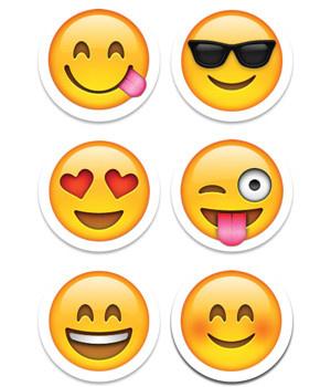 Vrolijke Emoji - 88 stickers