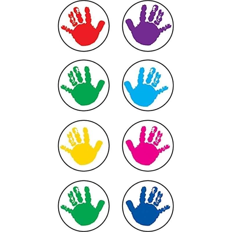 Helpende Handjes Mini - 88 Stickers