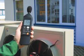 Airco/ warmtepomp geluid begeleidingspakket.