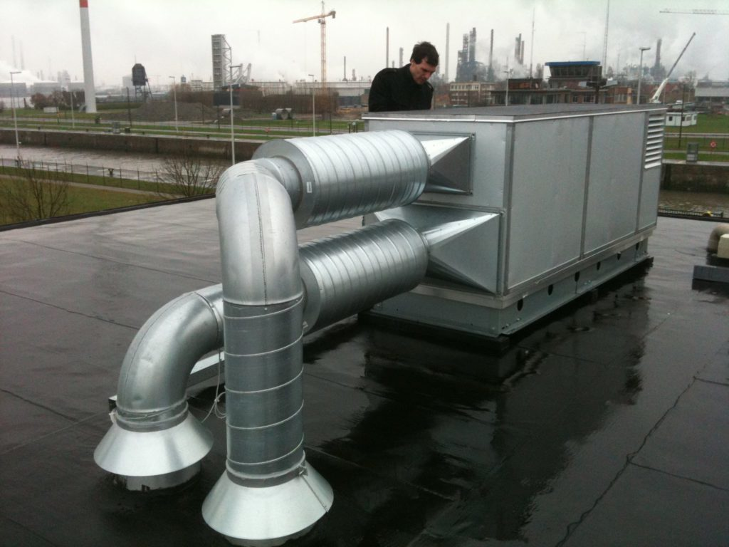 geluidsmeting-ventilatie-afzuiging