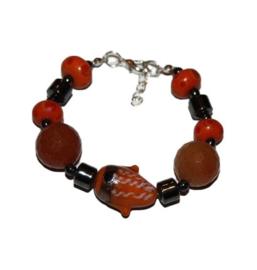 Dames-armband | Oranje