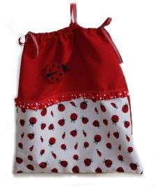 Pyjama - zak | Lieveheersbeestje