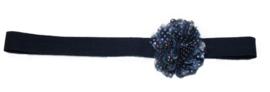 Haarband | donkerblauw