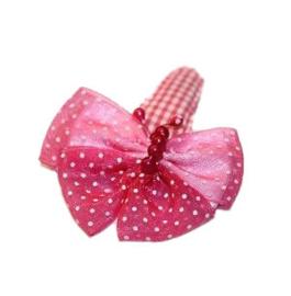 Knipje | Vlinder roze