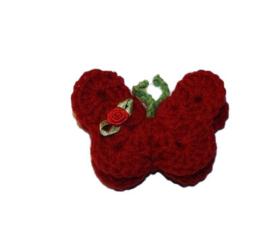 Broche | Vinder rood