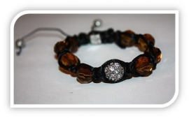Shamballa dames-armband