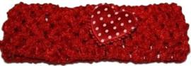 Haarbandje | rood