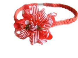 Haarband | rood