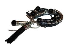 Dames-armband |Zwart