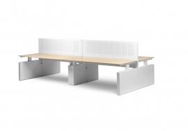 Voortman Elektrisch Bureau Hi Tee Quattro (200x80)