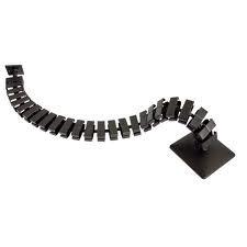 Kabel slang 1 meter Zwart