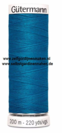 Gütermann knoopsgatgaren 30 meter - kleur 25