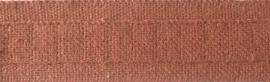 Flachband Rot-braun 25mm